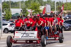 DAN_9859r (crobart) Tags: connecting the community richmond hill big bike charity ride heart stroke