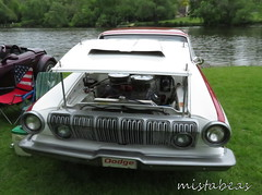 Front of Custom Dodge (mistabeas2012) Tags: customized cars