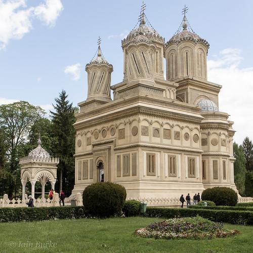 Curtea de Argeș carhedral