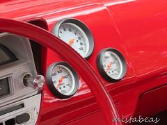 Additional Gauges Inside Dodge (mistabeas2012) Tags: customized cars