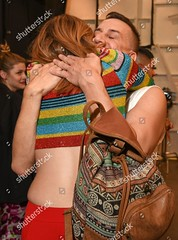 9870508i (galeriaparis05) Tags: jeremy scott show backstage spring summer 2019 new york fashion week usa 06 sep 2018 paris jackson daughter michael nyfw ss19 fashiondesigner female male withothers personality 74292068