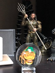 1627-163 Reflection (misterperturbed) Tags: one12collective mezco mezcoone12collective aquaman justiceleague dceu lego