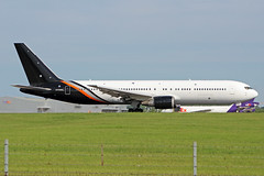 G-POWD (afellows80) Tags: boeing b767 b763 titan egss stn gpowd stansted