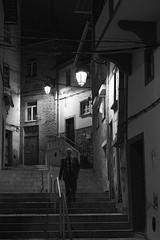 A night out (lebre.jaime) Tags: portugal beira covilhã streetphotography digital ff fx fullframe bw blackwhite noiretblanc pb pretobranco ptbw nocturnal nikon d600 voigtländer nokton 58f14sliis affinity affinityphoto
