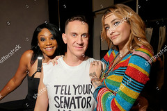 9870966o (galeriaparis05) Tags: jeremy scott show backstage spring summer 2019 new york fashion week usa 06 sep 2018 tiffany haddish paris jackson daughter michael nyfw ss19 actor fashiondesigner female male withothers personality 74291626