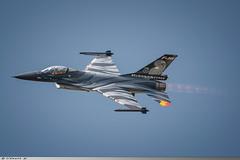 General Dynamics F-16A Fighting Falcon Belgian Air Force FA-101 (Clément W.) Tags: general dynamics f16a fighting falcon belgian air force fa101 lbg lfpb