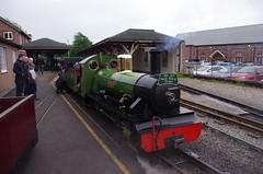 IMGP0486 (Steve Guess) Tags: ravenglass eskdale light railway train steam loco locomotive engine riverirt 15inch miniature narrow gauge laal ratty re