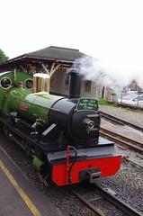 IMGP0485 (Steve Guess) Tags: ravenglass eskdale light railway train steam loco locomotive engine riverirt 15inch miniature narrow gauge laal ratty re