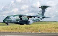 Embraer KC-390  Brazil Air Force PT-ZNX (Clément W.) Tags: embraer kc390 brazil air force ptznx lbg lfpb