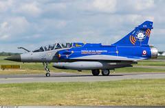 Dassault Mirage 2000 D Direction Generale de l'Armement N°676 F-ZABF (Clément W.) Tags: dassault mirage 2000 d direction generale de larmement n°676 fzabf lfpb lbg