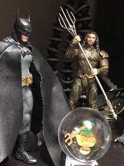 League (misterperturbed) Tags: one12collective mezco mezcoone12collective aquaman justiceleague dceu lego ascendingknight batman dccomics