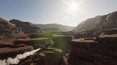 Canyon exploration (Nocha_Productions) Tags: crew thecrew thecrew2 thecrew2beta beta crew2 closedbeta closed simulation ubisoft sport sunrise sunset city lights light sky vehicle art adventure screenshot screenshots cinematography consoles videogames gaming gamingscreenshot games game gallery gamingart gamingpicture pics pic pc picture photography photo productions nochaproductions nocha playstation playstation4 ps4 ps4pro xboxone xbox xboxonex uplay microsoftwindows microsoft windows steam glass world canyon mountain plane sunbeam sun beam