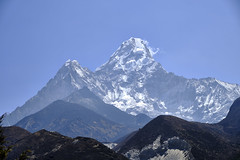 Ama Dablam (Mother's Necklace) (mykol77) Tags: amadablam himalayas nepal ebc