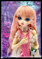 A Walk in the Magical Forest (twilitize) Tags: adorable adventure art awesome cool cute cutie camera beautiful beauty bjd bjdphotography dolls doll dolly dollphotography darling daring dollworld dollytime elf elves ears fantasy fun fiction fashion fairyland girl girls girly