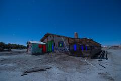 Estelle Ag (Nocturnal Kansas) Tags: night nocturnal fullmoon nightphotography lightpainting longexposure farm farming d800 nikon flashlight led1 protomachines california desert saltonsea