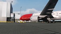 [P3D v4.5] B789 Dreamliner | Gatwick | Test (danielrds) Tags: qw p3d p3dv4 prepar3d msfs b789 787 boeing dreamliner lgw gatwick test egkk airborne sky photo vatsim