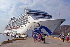 DSC_0763p1 (Andy961) Tags: mexico huatulco princesscruises coralprincess ship cruiseship santacruz lacrucecita