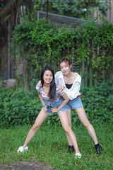 IMG_9689L (攝影玩家-明晏) Tags: 人 人像 戶外 outdoor 美女 女生 女孩 portrait girl woman taiwan taipei pretty people 寫真