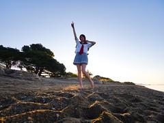 Shooting Love Live- Tsu - Les Salins -2019-05-31- P1677642 (styeb) Tags: shoot shooting lovelive lessalins 2019 mai 31 hyeres cosplay rikosakurauchi sea mer méditerrannée xml retouche modeltsu