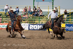 Strathmore Stampede 2018 (tallhuskymike) Tags: strathmore alberta rodeo strathmorestampede event cowboy horse horses action 2018 outdoors prorodeo western