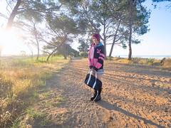 Shooting Love Live- Tsu - Les Salins -2019-05-31- P1677669 (styeb) Tags: shoot shooting lovelive lessalins 2019 mai 31 hyeres cosplay rikosakurauchi sea mer méditerrannée xml retouche modeltsu