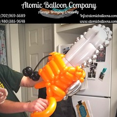 Who else is getting wild this #wednesday .... #chainsaw #balloon #lasvegasballoonartist   Atomic Balloon Company brings World Champion Balloon Artistry and Balloon Decor to every party, event, and delivery throughout Las Vegas and beyond! (702)969-5689 (4 (Atomicballooncompany) Tags: partyentertainer balloon lasvegasballoonartist balloonanimals vegas lasvegasstrip themedevents balloondecor lasvegas partydecorations vegasballoonartist partyentertainment partyballoons lasvegasballoons lasvegaslocals vegaslocal chainsaw balloonartist wednesday champion party themeparty