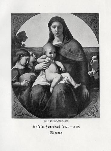 Mari61 Das Marienbüchlein, Druck 1921