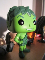 The Jolly Green Giant Funko Pop figure 1145 (Brechtbug) Tags: the jolly green giant pop figure vegetable monster food product greens peas peter pan looking scifi science fiction comic comicbook comics funko