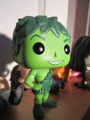 The Jolly Green Giant Funko Pop figure 1144 (Brechtbug) Tags: the jolly green giant funko pop figure vegetable monster food product greens peas peter pan looking scifi science fiction comic comicbook comics