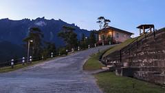 Mount Kinabalu. (Andy @ Pang Ket Vui ( shootx2 )) Tags: dreamworld resort kundasang hotel sabah borneo mount kinabalu peak room travel morning sunrise