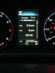 2019 163/365 6/12/2019 WEDNESDAY  - So friggin' close (_BuBBy_) Tags: 2019 163365 6122019 wednesday so friggin' close 163 365 365days days project project365 odometer mileage 6 06 12 june humpday hump twelve twelfth automobile auto car