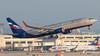 TLV - Aeroflot Boeing 737-800 VQ-BWA