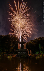 New York Philharmonic Fireworks (20190612-DSC06347) (Michael.Lee.Pics.NYC) Tags: newyork centralpark bethesdafountain newyorkphilharmonic night longexposure angelofthewaters sony a7rm2 laowa12mmf28 magicshiftconverter shiftlens