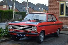 1972 Opel Kadett B 11-43-UM (Stollie1) Tags: 1972 opel kadett 1143um wijchen
