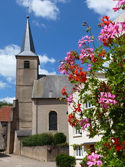 Rodemack (jopol1955) Tags: rodemack lothringen lorraine france frankreich kirche église church