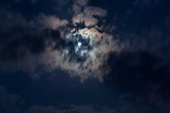 Moon vs. Spica / @ 55 mm / 2019-06-12 (astrofreak81) Tags: explore sky moon luna mond night light shade shadow earth dresden germany sylviomüller sylvio müller astrofreak81 20190612 conjunktion constellation vir spica planet stars dark konjunktion konstellation