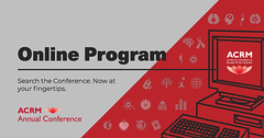 Search the ACRM Conference Online Program (ACRM-Rehabilitation) Tags: acrmprogressinrehabilitationresearchconference acrmconference acrm annualconference acrm|americancongressofrehabilitationmedicine medicaleducation medicalconference medicalassociation continuingeducationcredits cmeceu cme braininjury braininjuryrehabilitation stroke strokerehabilitation spinalcordinjury sci scientificresearch scientificpaperposters