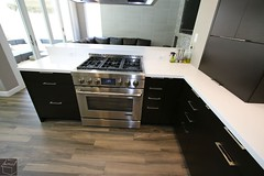 Modern Design Build small kitchen remodel with APlus #SophiaLineCabinets, wood floor, white counter tops in Chino Hills OC https://www.aplushomeimprovements.com/portfolio_page/chino-hills-design-build-kitchen-remodel-with-custom-cabinets-orange-county123/ (Aplus Interior Design & Remodeling) Tags: kitchenremodel kitchen kitchenrenovation kitchencabinets kitchenandbath remodel remodeling residentialremodel residence room entertainmentcenterremodel residentialdesign generalcontractors