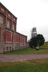 Quincy Mine Buildings (BunnyHugger) Tags: hancock michigan mine quincymine