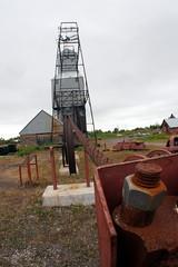 Shaft House (BunnyHugger) Tags: hancock michigan mine quincymine shafthouse