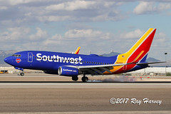 N938WN (320-ROC) Tags: southwestairlines southwest n938wn boeing737 boeing737700 boeing7377h4 boeing 737 737700 7377h4 b737 klas las lasvegas lasvegasairport lasvegasmccarraninternationalairport lasvegasinternationalairport lasvegasmccarranairport