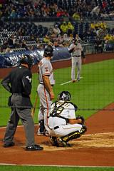Bumgarner At Bat (320-ROC) Tags: madisonbumgarner bumgarner sanfranciscogiants giants baseball majorleaguebaseball mlb attpark oraclepark