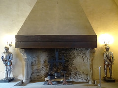 chimenea Salon de los Caballeros interior Castillo de Vianden Luxemburgo 02 (Rafael Gomez - http://micamara.es) Tags: chimenea salon de los caballeros interior castillo vianden luxemburgo