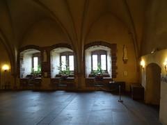 ventanas Salon de los Caballeros interior Castillo de Vianden Luxemburgo (Rafael Gomez - http://micamara.es) Tags: ventanas salon de los caballeros interior castillo vianden luxemburgo