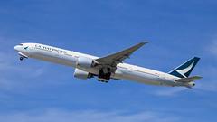 Cathay Pacific (B-KQC) (A Sutanto) Tags: sfo cx cathay pacific avgeek aviation plane spotting bkqc
