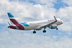D-AEWO Airbus A.320-214SL Eurowings PMI 28-05-19 (PlanecrazyUK) Tags: lepa sonsantjoanairport aeroportdesonsantjoan palmademallorcaairport daewo airbusa320214sl eurowings pmi 280519