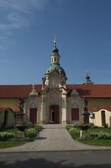 IMGP7698 (hlavaty85) Tags: praha prague bílá hora klášter monastery