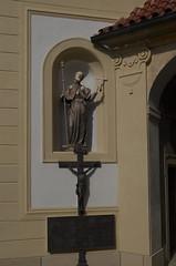 IMGP7712 (hlavaty85) Tags: praha prague bílá hora klášter monastery