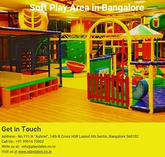 Soft Play Area in Bangalore (joshanlink) Tags: soft play area bangalore