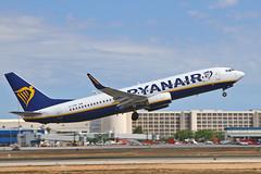 EI-FRF Boeing 737-8AS Ryanair PMI 28-05-19 (PlanecrazyUK) Tags: lepa sonsantjoanairport aeroportdesonsantjoan palmademallorcaairport eifrf boeing7378as ryanair pmi 280519